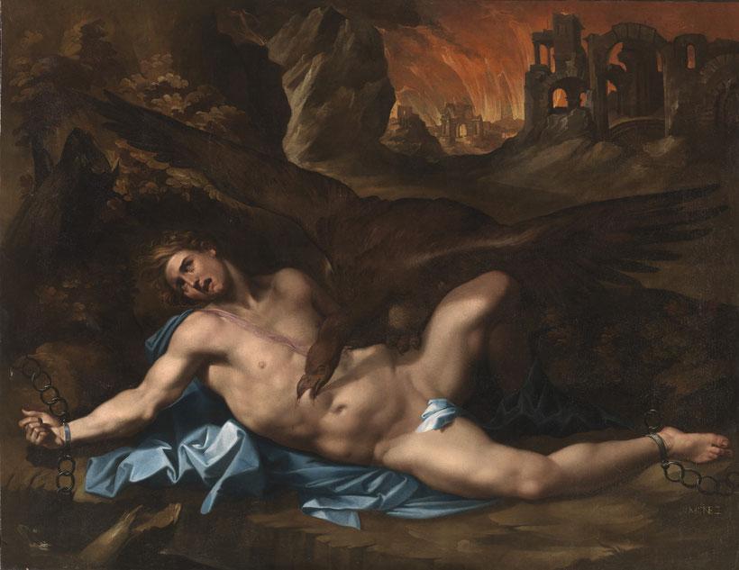 "Gregorio Martinez, ""Prometeo incatenato"" (1590)"