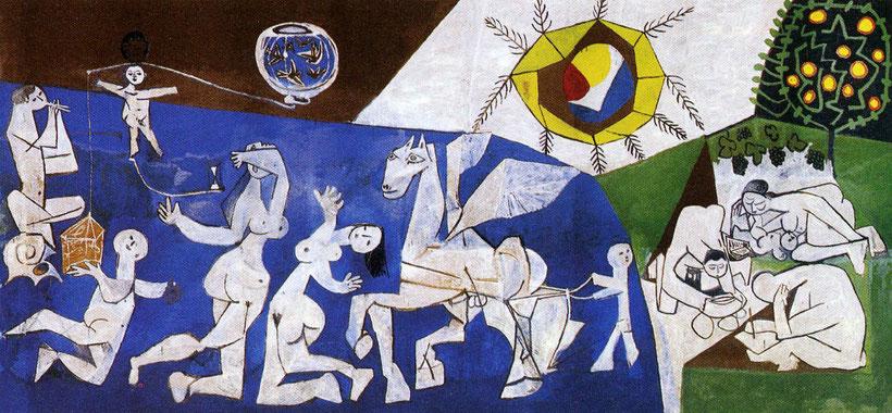 """Pablo Picasso, """"La pace"""" (1952)"""