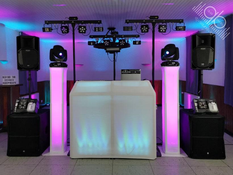 DJ Paket Platin Set 2 / Ton- & Lichttechnik