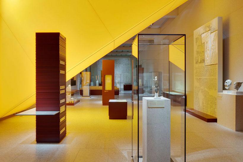 «В свете Амарны», Новый Музей Берлина, 2012 / фото: Jan Bitter / Duncan McCauley