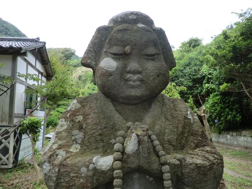 海蔵寺・お多福さん