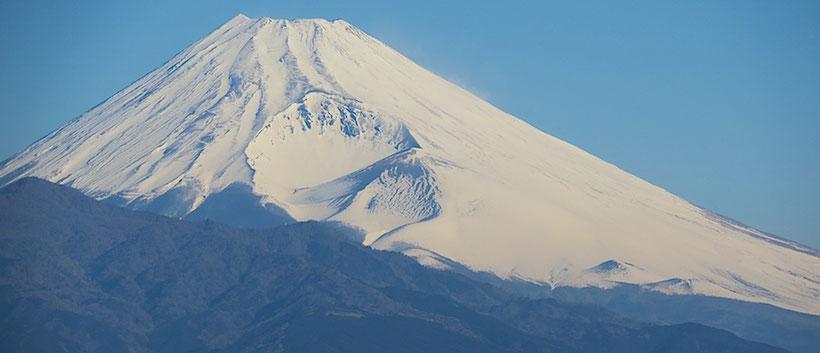 大嵐山より