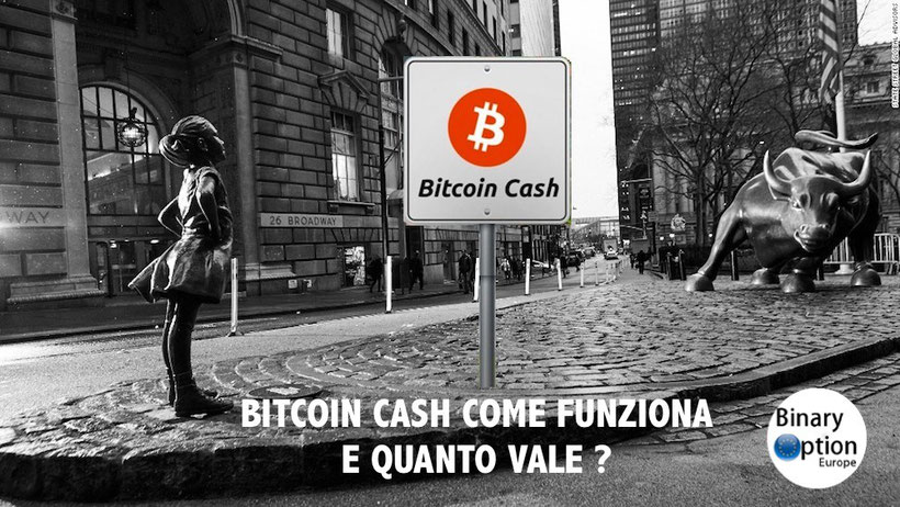 bitcoin cash wall street new york