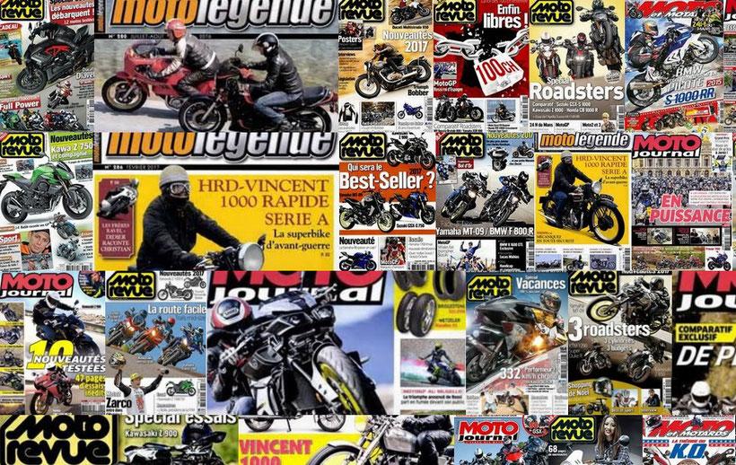 La presse moto survrivra-t-elle à la concurrence d'internet ?