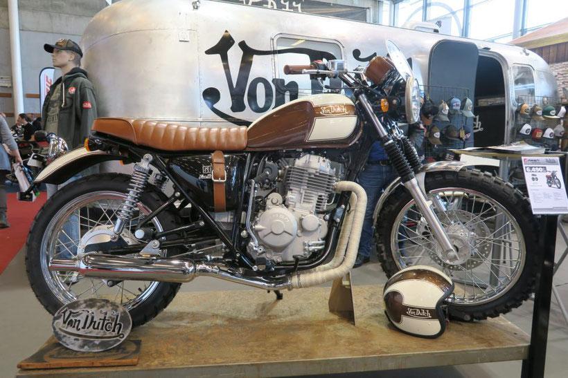 Moto Mash Von Dutch 400