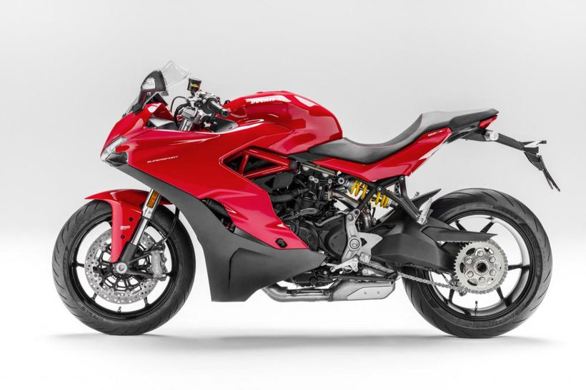 Ducati 939 Supersport 2017