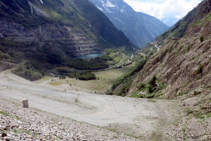 La balade des cent cols 2018 est 100% Alpes versant italien