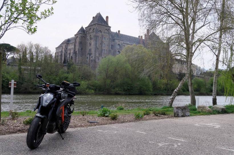 la 49-72 par B3M, une balade à moto qui vous emmène du côté de Sablé-sur-Sarthe