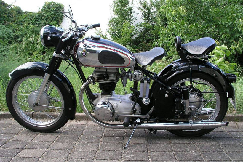 Horex Regina, 350cc, 1948