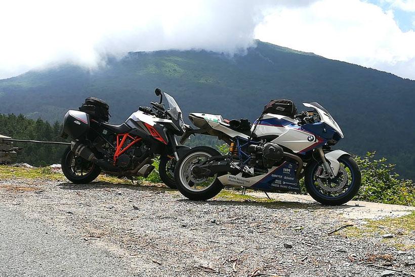 Michelin Road 5, à mi-chemin entre sport et GT