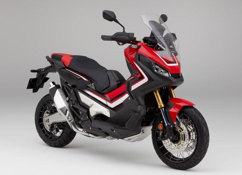 Honda X-ADV, le scooter tout-terrain