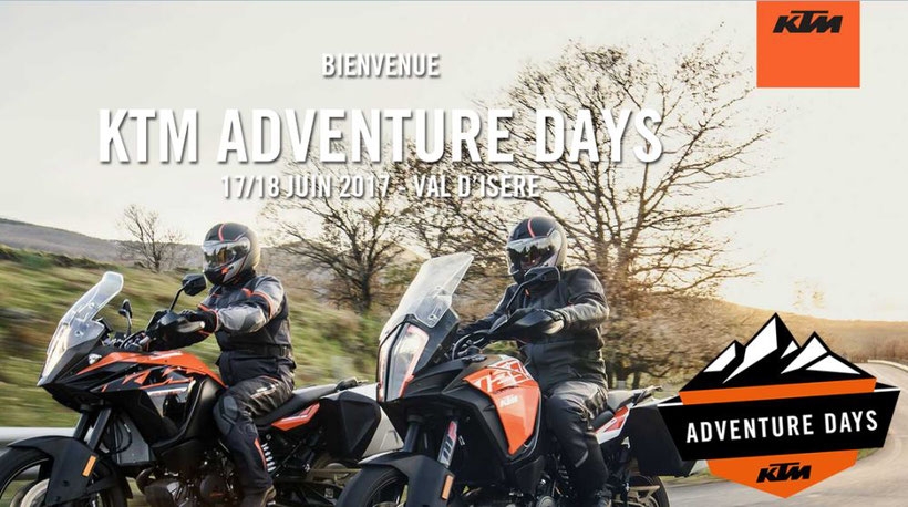 KTM Adventure Days, le festival du Trail en juin