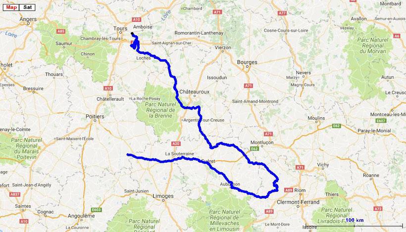 Hivernale B3M, 500 km en plein coeur de l'hiver