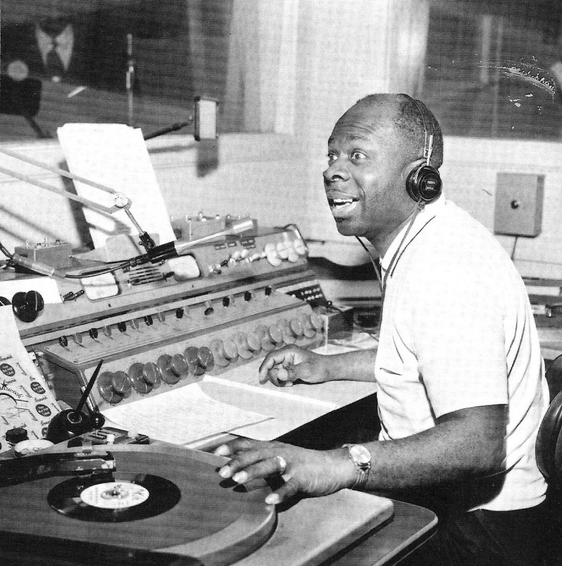 the Funky Soul story - Rufus Thomas on the radio