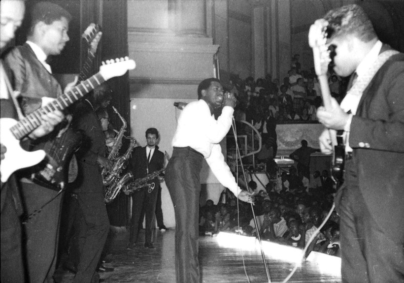 the Funky Soul story - Otis Redding live