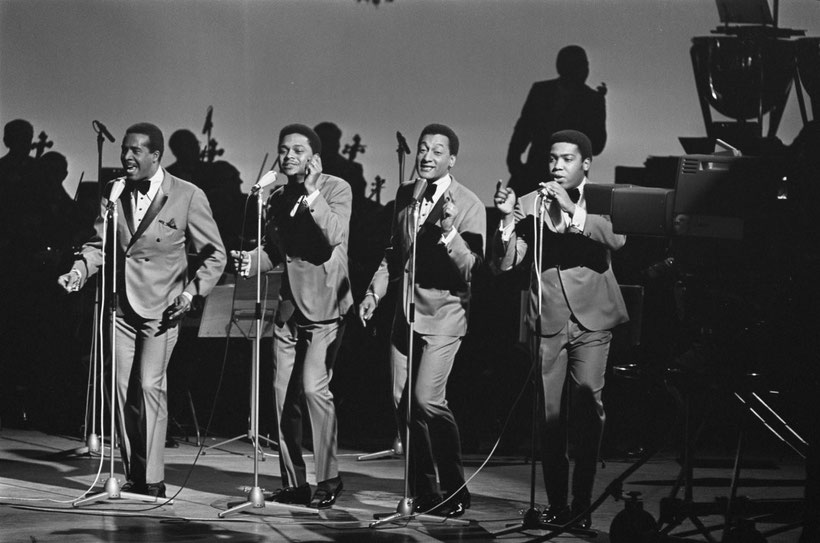 the Funky Soul story - the Four Tops 02