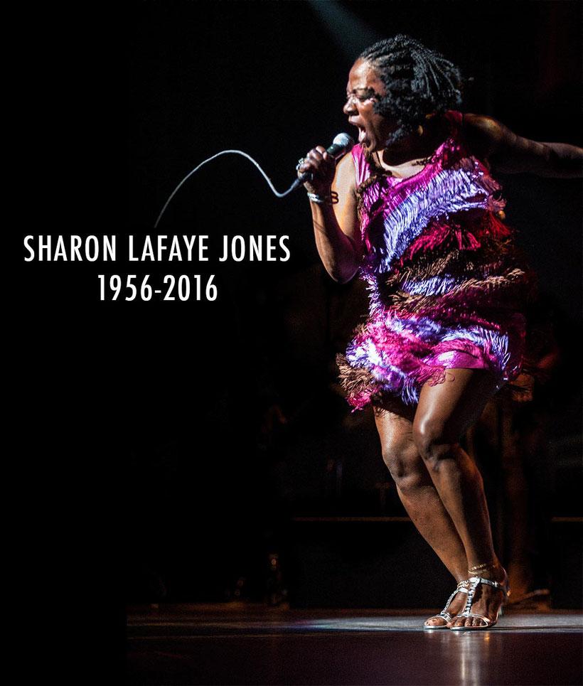 the Funky Soul story - Sharone Lafaye Jones (1956-2016)