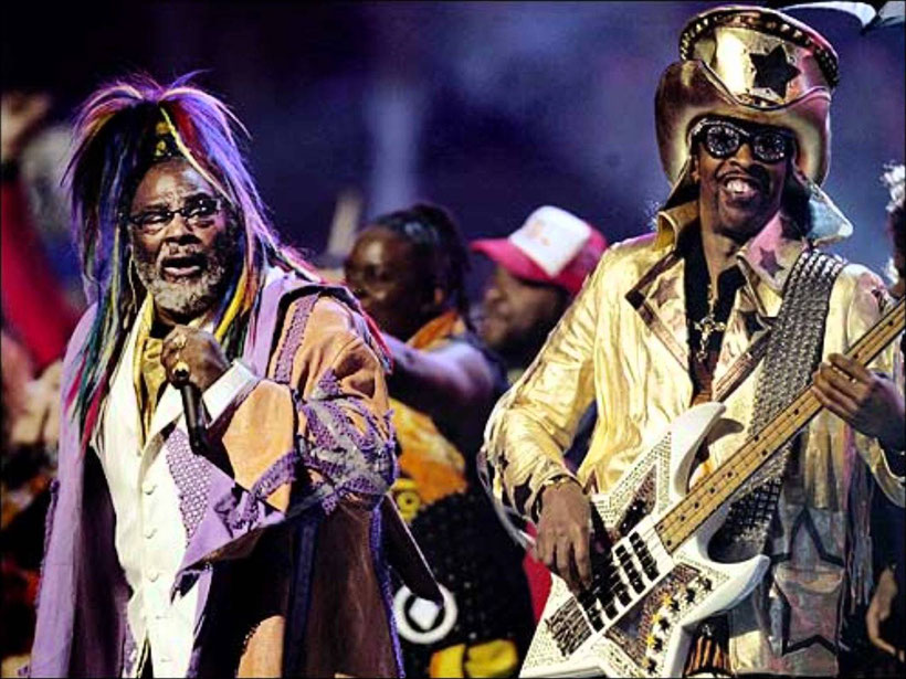 Bootsy Collins & George Clinton