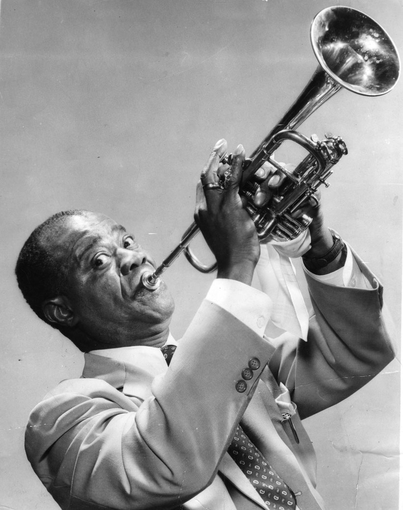 the Funky Soul story - Louis Armstrong 02