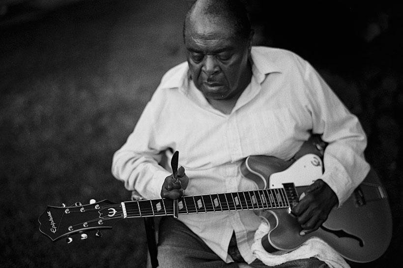 the Funky Soul story - Cedell Davis 04