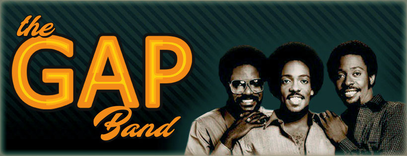 the Funky Soul story - The Gap Band header