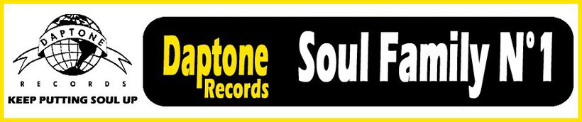 the Funky Soul story - bannière Daptone records, Soul Family n°1