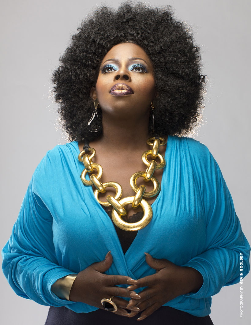 the Funky Soul story - Angie Stone 02