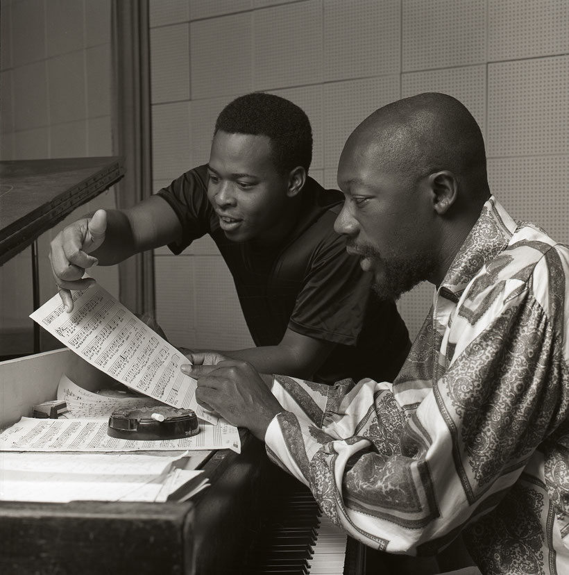 the Funky Soul story - Isaac Hayes & David Porter