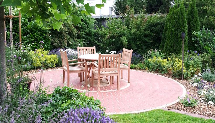 Gartengestaltung mit stein und holz krueger gartens webseite - Gartengestaltung app ...