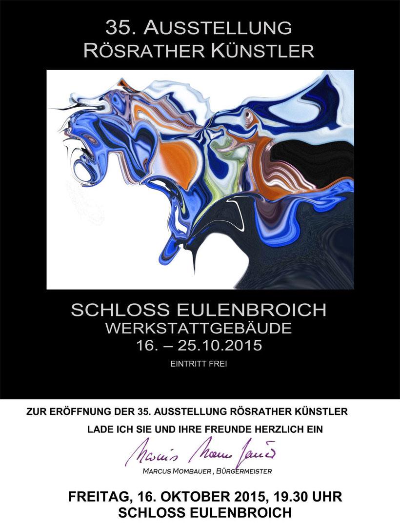 35. Ausstellung Rösrather Künstler