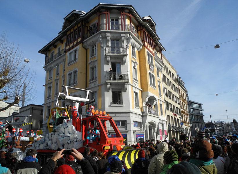 fasnachtsfotos solothurn