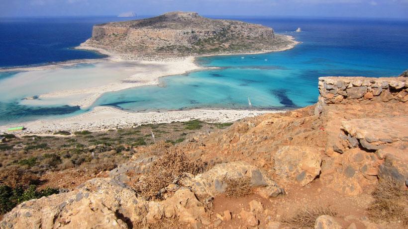 Balos Beach / Kreta