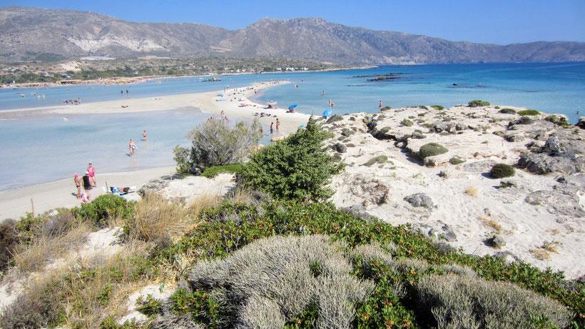 Elafonissi Beach / Kreata