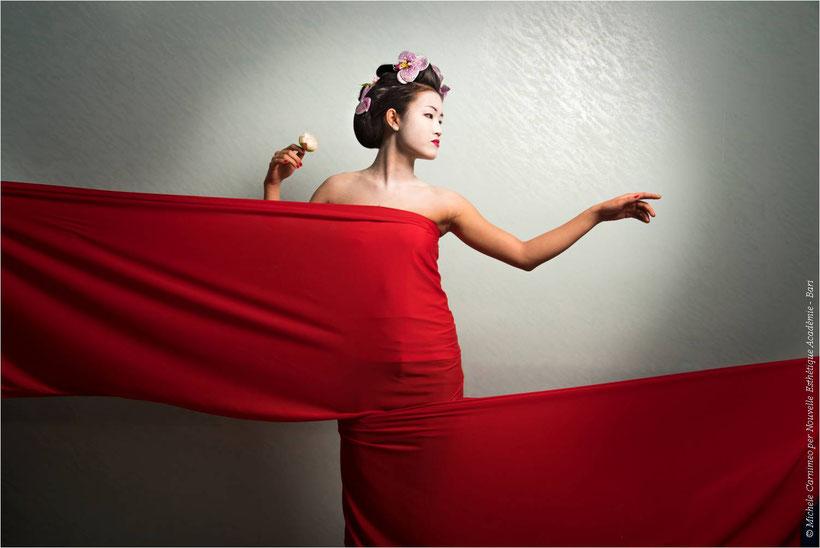 shooting geisha