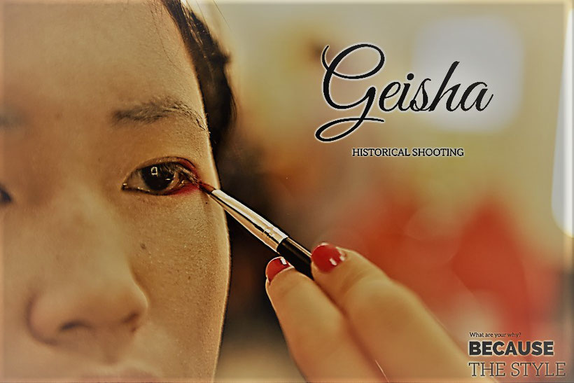 geisha historical shooting