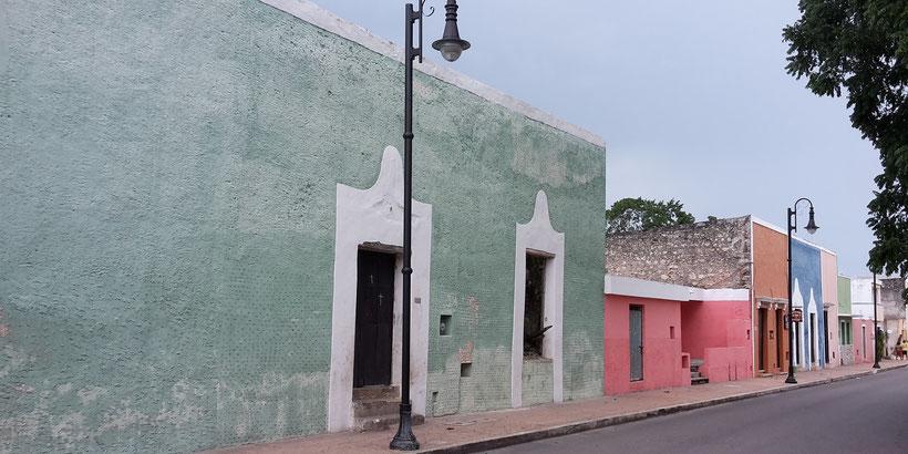 Yucatan Valladolid Sehenswürdigkeiten