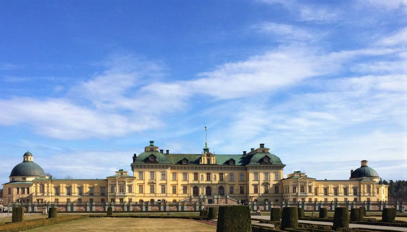 Fotoparade - die schönsten Fotos von Reisezielen in Europa - Drottningholm Palace in Stockholm