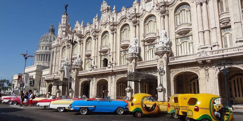 Top Sehenswürdigkeiten in Havanna