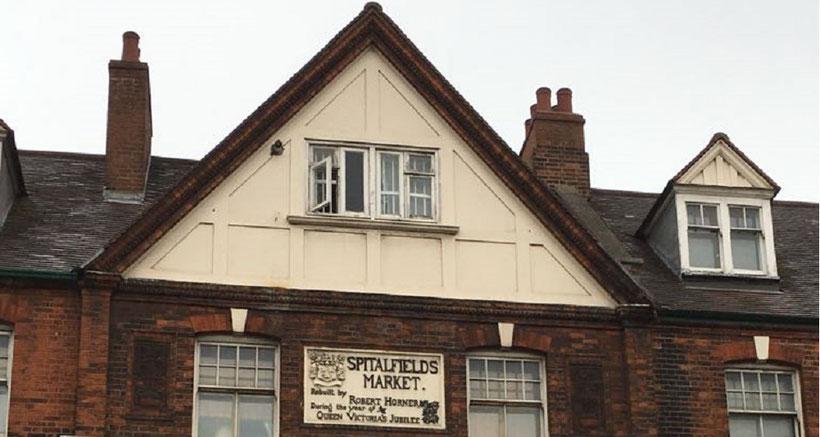Markets in London - Old Spitalfields Market