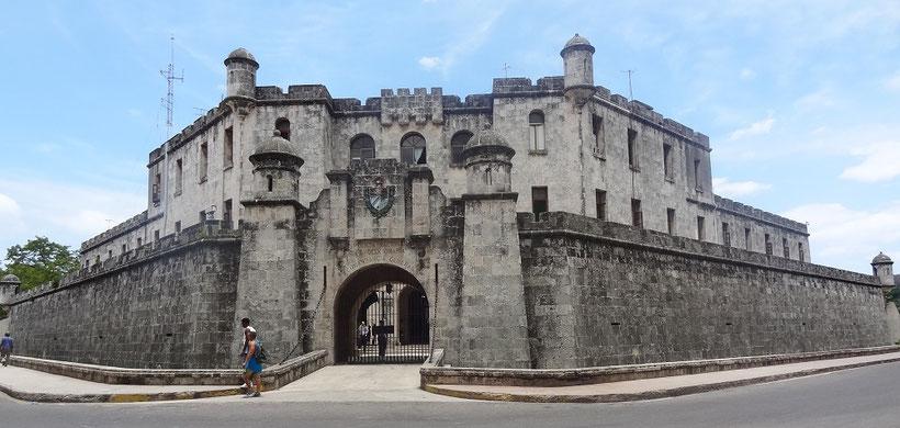 Castillo de la Real Fuerza Havana Cuba