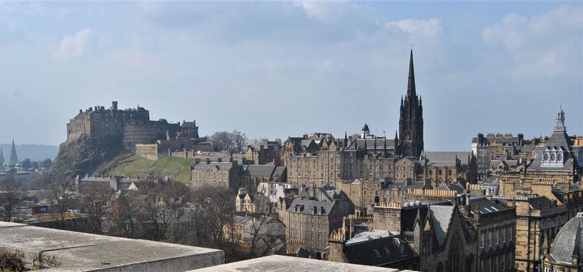 24 Stunden in Edinburgh - ein Stadtrundgang auf eigene Faust
