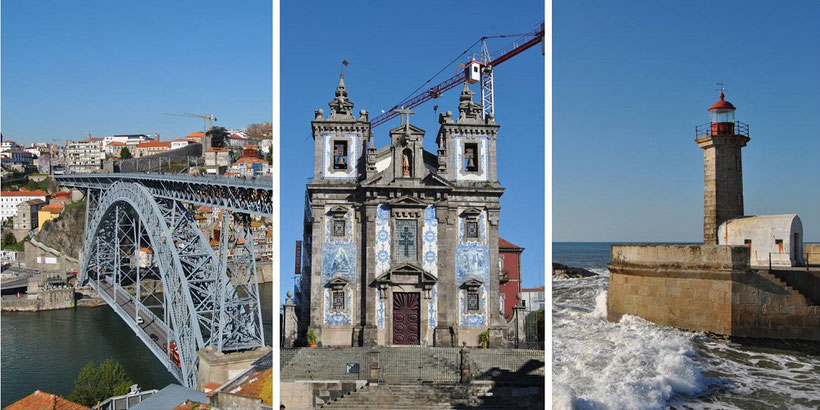 Porto - Top 10 Tourist Attractions