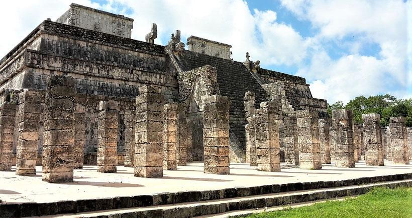 Chichen Itza, Mexiko