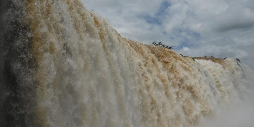 Iguazu Wasserfälle Erfahrungsbericht