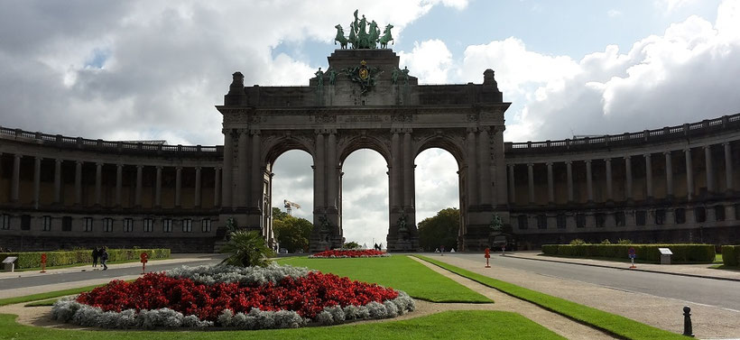 Triumphbogen, Brüssel