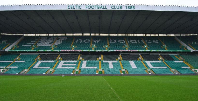 Glasgow Sehenswürdigkeiten Top 10 - Celtic Park
