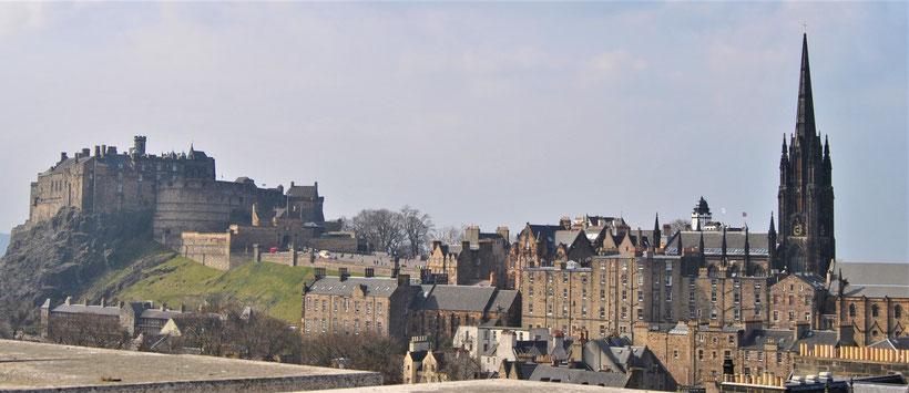 10 Fun Facts über Edinburgh