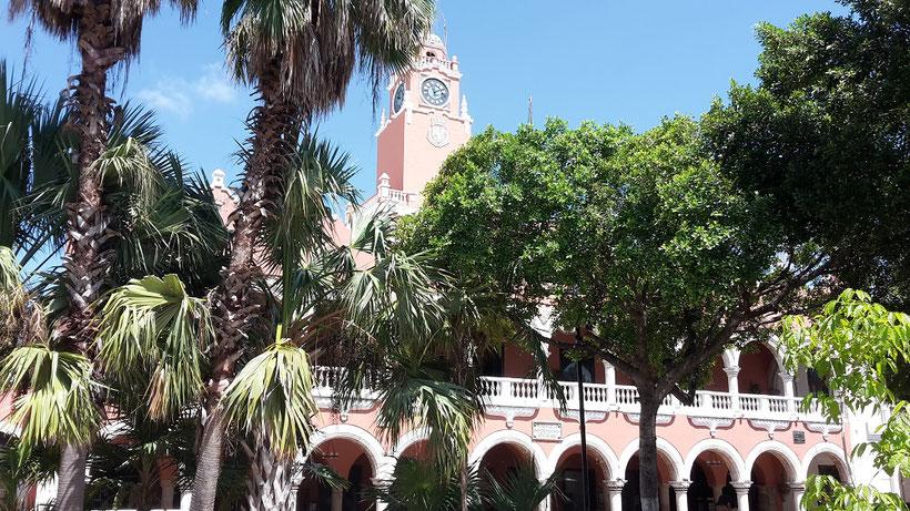 Palacio Municipal, Rathaus Mérida Yucatan