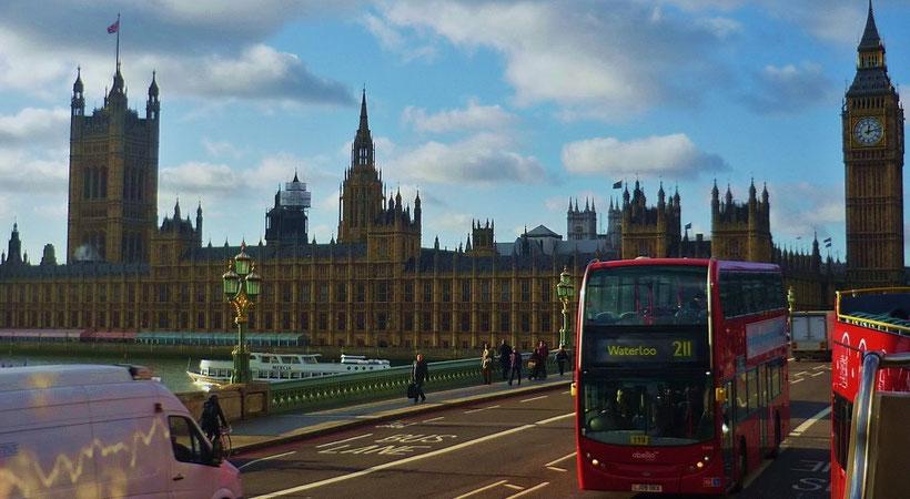 Spartipps London - Stadtbus statt Hop on Hop off Bus (London günstig Tipps)