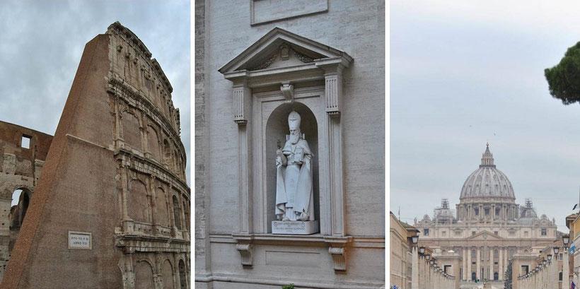 Rom 3 Tage - was man gesehen haben muss